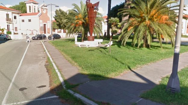 piazza italia lamezia, rifiuti, Catanzaro, Calabria, Cronaca