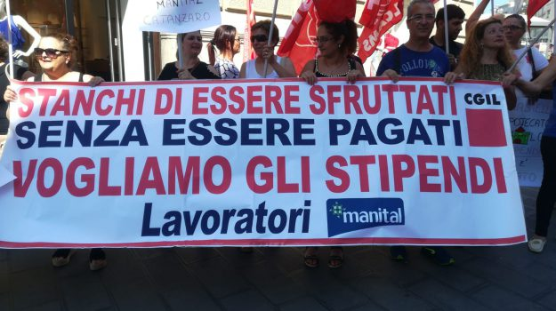 contratto ex Manital, lavoratori ex Manital, Catanzaro, Calabria, Economia