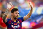"""Barcellona, infortunio per Leo Messi: """"Starò fuori per un po'"""""""