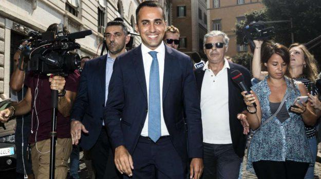 crisi, governo, m5s, pd, Alessandro Di Battista, Luigi Di Maio, Sicilia, Politica