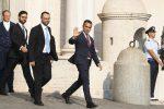 Crisi di governo, prove d'intesa M5s-Pd: oggi incontro tra i capigruppo