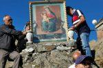 Messina, fedeli in pellegrinaggio per la festa della Madonna di Dinnammare - Foto