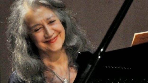 concerto, Daniel Rivera, Martha Argerish, Messina, Sicilia, Cultura