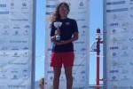"""Traversata dello Stretto, sul podio una nuotatrice della """"Hipponion"""" di Vibo Valentia"""