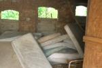 Caporalato, decine di migranti in una masseria fatiscente di Melicucco: 3 denunce