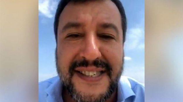 crisi, governo, lega, Matteo Salvini, Sicilia, Politica