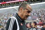 """Juventus, Sarri dopo il match contro il Napoli: """"Sconfitta meritata contro una squadra mediocre"""""""
