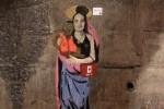 Migranti, a Taormina un graffito per Carola Rackete