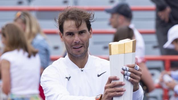 atp montreal, rogers cup, tennis, Rafael Nadal, Sicilia, Sport