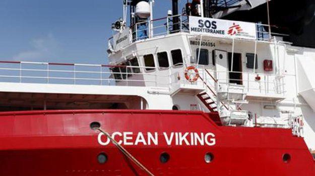 Ocean Viking, soccorsi 80 migranti, Sicilia, Mondo