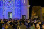 Processione a Briatico, la banda suona la marcia d'ordinanza dei Carabinieri - Video