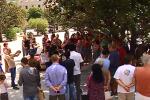 Messina, la comunità africana protesta contro le ordinanze anti-accattonaggio del sindaco