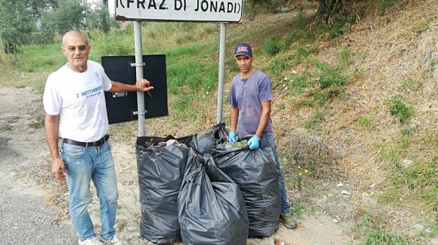 La Normanna, pulizia strada mileto, Salvatore Auddino, Catanzaro, Calabria, Cronaca