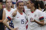 Calcio femminile Usa, salta la trattativa per la parità salariale