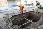 Rete idrica fatiscente e spreco d'acqua potabile, situazione drammatica a Cosenza