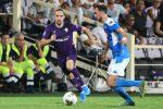 Pirotecnico 3-4 al Franchi, il Napoli batte la Fiorentina tra le polemiche