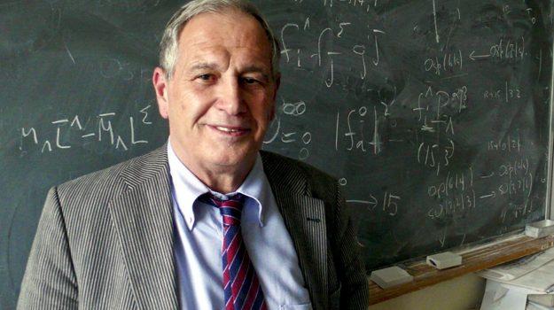 fisico, premio, scienza, Sergio Ferrara, Sicilia, Società