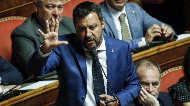 lega, Matteo Salvini, Cosenza, Calabria, Politica