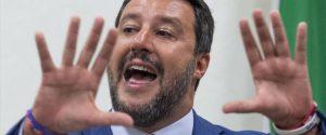 """Crisi, Salvini attacca: """"Ribaltone pronto da tempo"""""""