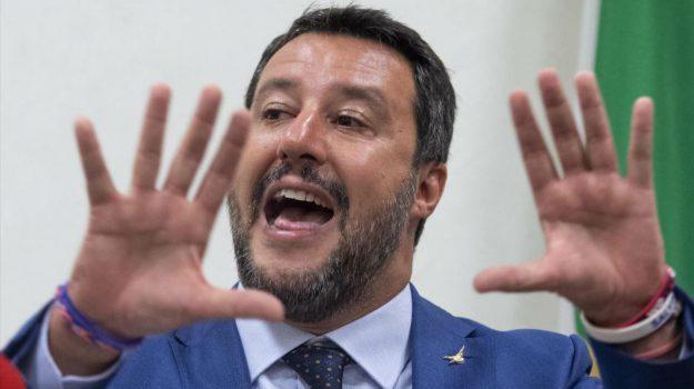 Salvini a Cosenza, Mario Occhiuto, Matteo Salvini, Cosenza, Calabria, Cronaca