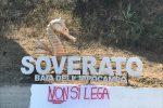 Salvini arriva in Calabria, Soverato blindata - Foto
