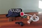 Beccato con armi illegali e munizioni: denunciato pregiudicato a Dasà