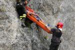 Saracena, escursionista soccorso in contrada Fiumara
