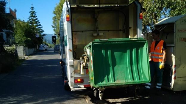 corigliano-rossano, rifiuti, Cosenza, Calabria, Cronaca