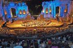 """Danza, lirica e musica: al via la quinta edizione del """"Taormina Opera Stars"""""""