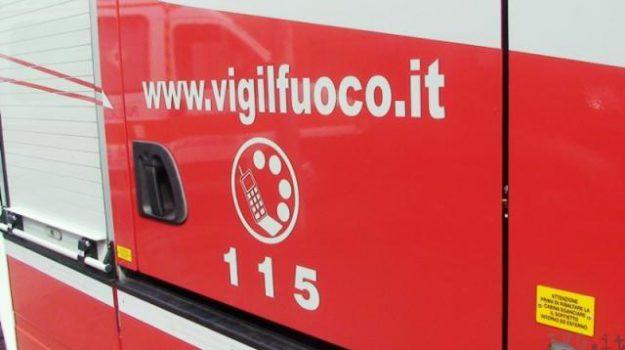vigili del fuoco, Wanda Ferro, Catanzaro, Calabria, Cronaca