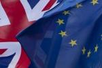 Brexit: senza intesa persi 1,2 milioni posti in Ue