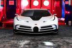 Bugatti Centodieci, hypercar dei record svelata a Monterey