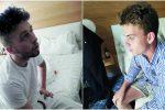 Carabiniere ucciso, la difesa del giovane bendato presenta ricorso al Riesame