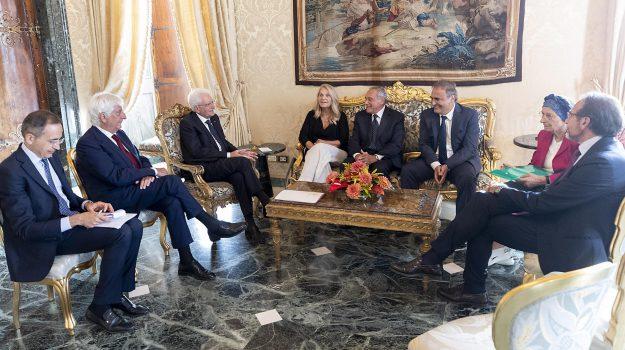 consultazioni, crisi governo, Matteo Salvini, Sergio Mattarella, Sicilia, Politica