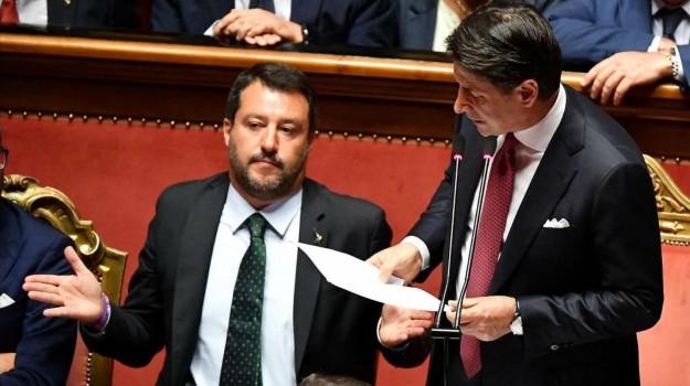 crisi, governo, senato, Giuseppe Conte, Sicilia, Politica