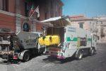 Prosegue l'opera di pulizia a Corigliano Rossano, task force nel centro storico - Foto