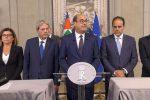 Nuovo governo, Zingaretti: accettata la proposta dei 5 stelle sul nuovo premier