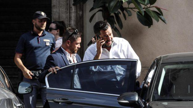 crisi di governo, quirinale, Giuseppe Conte, Luigi Di Maio, Matteo Salvini, Roberto Fico, Sergio Mattarella, Sicilia, Politica