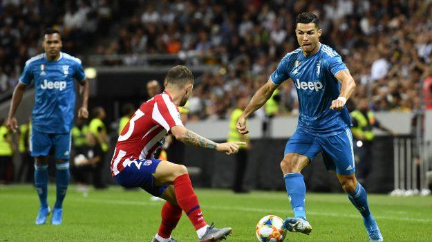 Juventus-Atletico Madrid, Sicilia, Sport