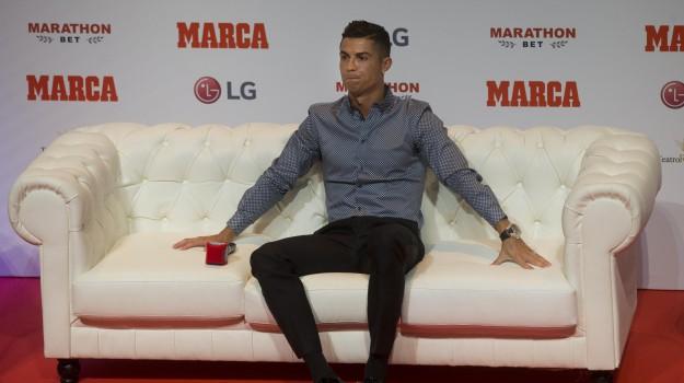 Cristiano Ronaldo, Sicilia, Sport