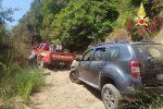 Sersale, si avventurano nella riserva e si perdono: intervengono i vigili del fuoco