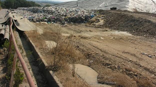 discarica, rifiuti, Catanzaro, Calabria, Cronaca