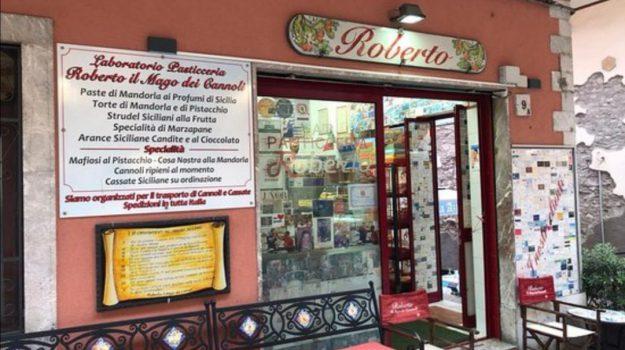 dolci cosa nostra, taormina, Roberto Chemi, Messina, Sicilia, Cronaca