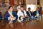 """Salvini fa tappa a Catania e punge il M5S: """"Reddito di cittadinanza favorisce il lavoro nero, va ripensato"""""""