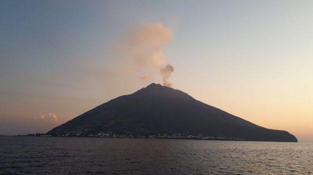 eruzione stromboli, stromboli, Marco Giorgianni, Messina, Sicilia, Cronaca