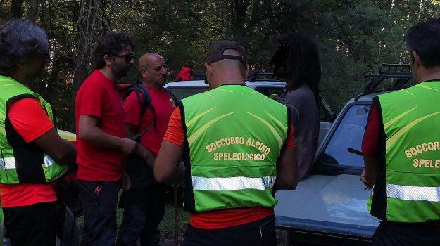 escursionista, orsomarso, san donato di ninea, Cosenza, Calabria, Cronaca
