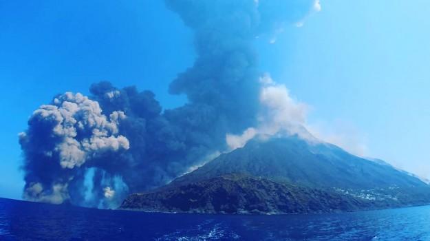 eruzione, stromboli, Marco Giorgianni, Messina, Sicilia, Cronaca