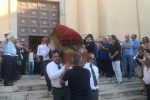 Folla a Sant'Agata per l'ultimo saluto a Vinci, l'imprenditore morto in barca in Croazia - Foto