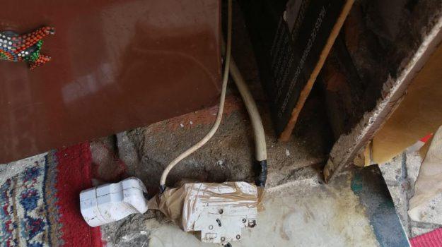 abusivismo, furto energia elettrica, Messina, Sicilia, Cronaca