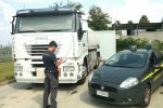 Contrabbando di gasolio, oltre 3 mila litri sequestrati a Pizzo